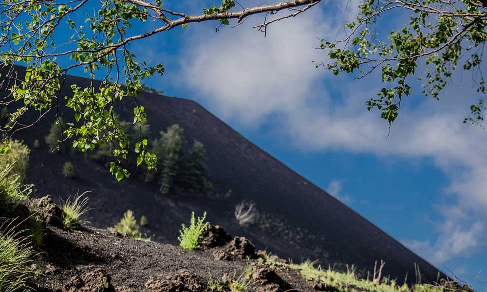Magia del vulcano Etna - Magie des Ätna-Vulkans - Magic Etna volcano